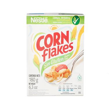 CORN FLAKES Sin gluten 180 gr  S/ 9.90