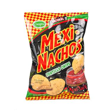 MEXINACHOS Tortillas Chip 100 gr.  S/ 4.20
